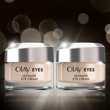 Olay Eyes Ultimate Eye Cream, 2 x 15ml