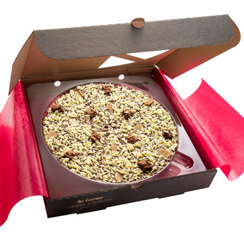 The Gourmet Chocolate Pizza Company - Crunchy Munchy Pizza