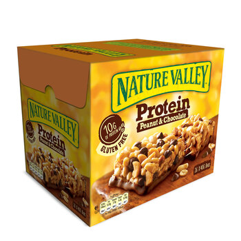 Nature Valley Protein Bar Peanut & Chocolate, 26 x 40g