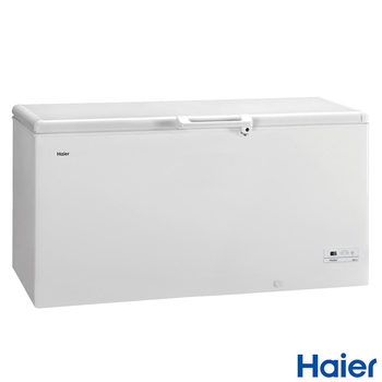 Haier HCE519R, 519 L Chest Freezer A+ Rating in White