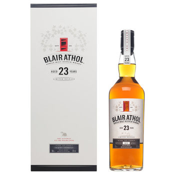 Blair Athol 23 Year Old Single Malt Scotch Whisky: Special Release 2017, 70cl