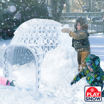 Play Snow Secure 5ft Igloo Structure (3+ Years)