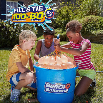 Zuru Bunch O Balloons With 420 Water Balloons 2021       420PK L32/P160