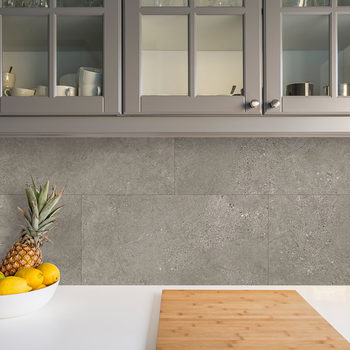 Targwall Grey Slate PVC Wall Panels - 1.98m² Per Pack (11 Panels)
