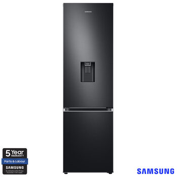 Samsung RB38T636DB1/EU, Fridge Freezer D Rated in Black