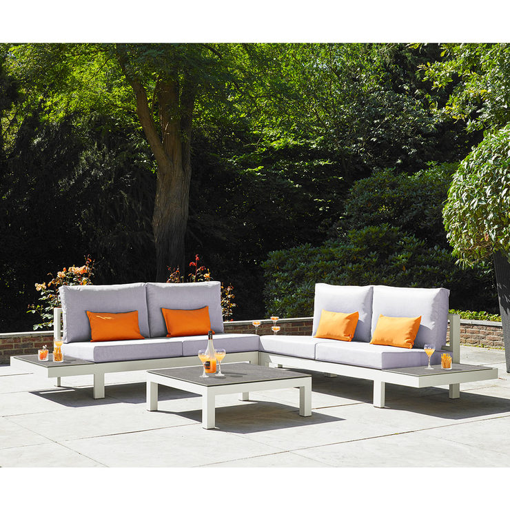 LIFE Outdoor Living Lava 3 Piece Lounge Set | Costco UK on Outdoor Living Life id=78212