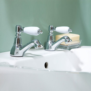 Deva Georgian Basin Taps - Model GE01