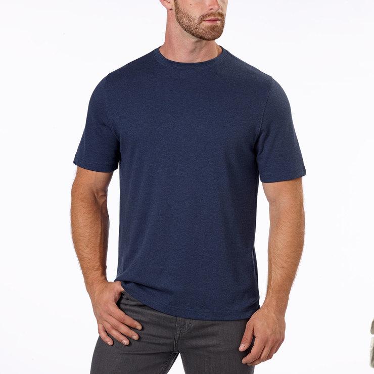 0ee873f7d Kirkland Signature Men's Classic T-shirt in Blue | Costco UK