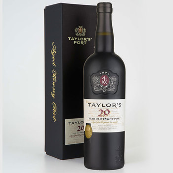 Taylors 20 Year Old Tawny Port, 75cl with Gift Box