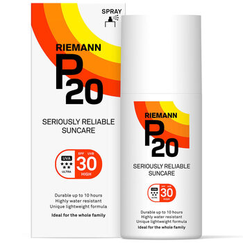 Riemann P20 SPF30 Suncare Spray, 200ml