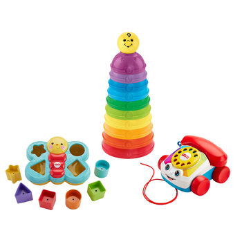 Fisher Price Infant Classics Gift Set (6+ Months)