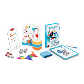 Osmo Genius Kit + Mickey Mouse + Friends Super Studios Kit (6+ Years)