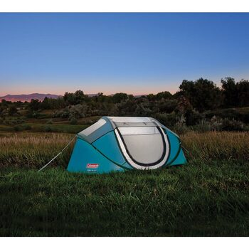Coleman Galiano FastPitch Pop-Up 2 Person Tent