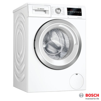 Bosch WAU28T64GB, 9kg, 1400rpm Washing Machine, A+++ in White