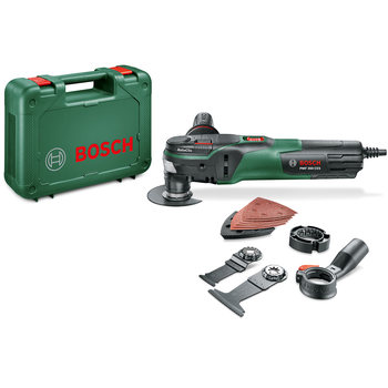 Bosch PMF350CES Multi Tool and Accessories