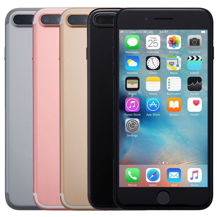 cheap for discount 109bd 284be Apple iPhone 7 Plus 32GB Sim Free Mobile Phone | Costco UK