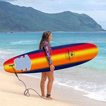 Wavestorm™ 8ft Classic Surfboard in 2 Colours