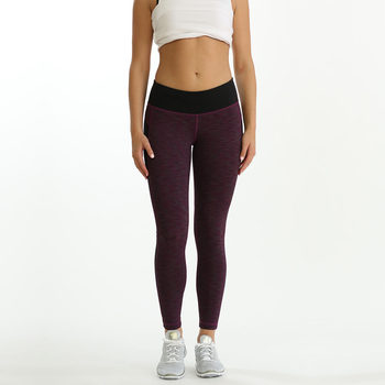 Kirkland Signature Womens Jacquard Active Leggings in 4 colours and 3 Sizes