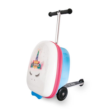 Zinc Flyte Midi Scooter Case, Unicorn (4-8 Years)