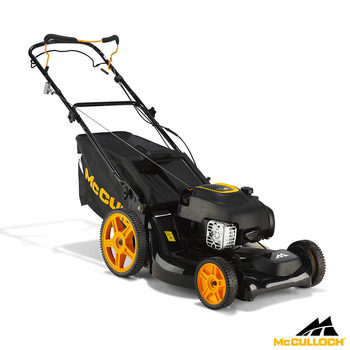 "McCulloch  140cc 20"" (51cm) Self Propelled Petrol Lawn Mower - Model M51-140WF"
