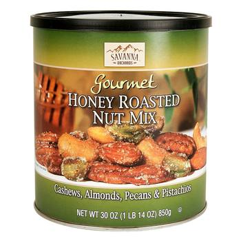 Savanna Orchards Gourmet Honey Roasted Nut Mix, 850g