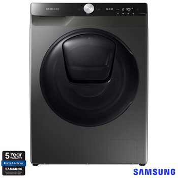 Samsung WW90T854DBX/S1, 9kg, 1400rpm, Washing Machine,  A+++ Rating in Graphite