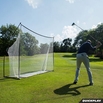 QUICKPLAY Quick-Hit 10 x 7ft Hitting Net