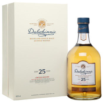 Dalwhinnie 25 Year Old Single Malt Scotch Whisky, 70cl