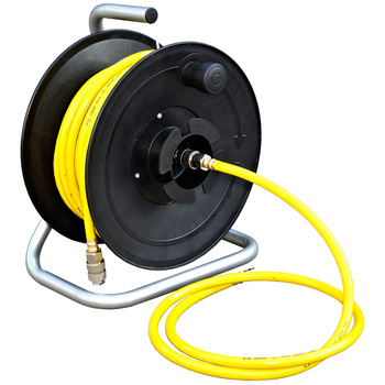 SIP 20 Metre Floor Mounted Air Hose and Reel - Model 07970