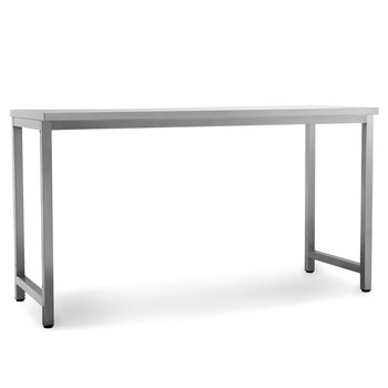 "NewAge Outdoor Kitchen 18 Gauge Stainless Steel 64"" (163cm) Rectangle Preparation Table"