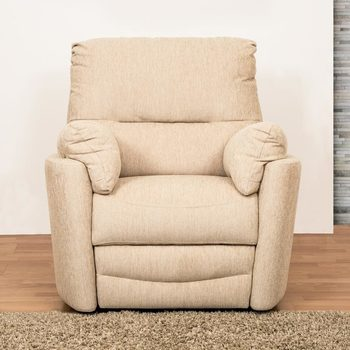 Buoyant Minster Fabric Power Recliner Armchair