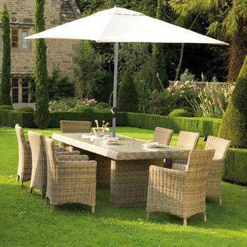 Costco Garden Furniture Uk Garden furniture royal kensington murano 10 piece woven dining set workwithnaturefo