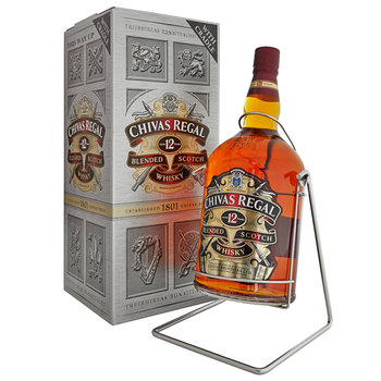 Chivas Regal 4.5L 12 Year Old Blended Scotch Whisky