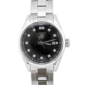 Tag Heuer Carerra Ladies Watch with Diamonds WV1410.BA0793