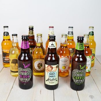 Best of British - Artisan Ciders, 12 x 500ml