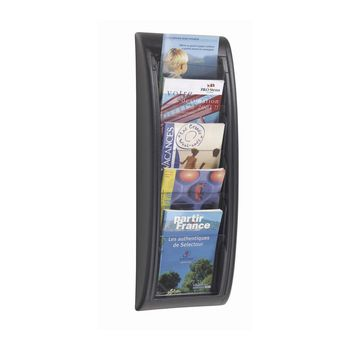 Paperflow Quick Fit Black A5 Display System F406301