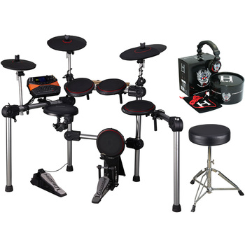 Carlsbro CSD300 Drum Kit with Accessories