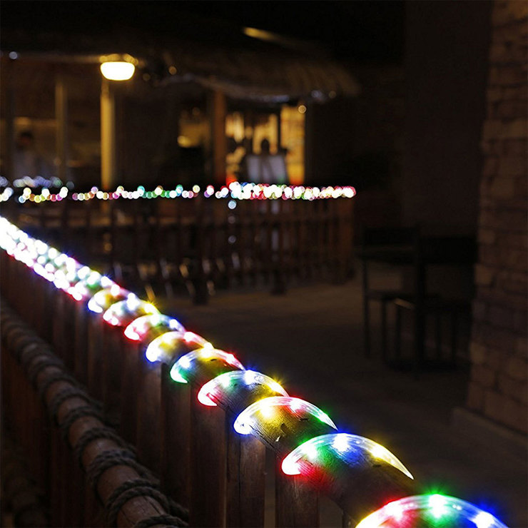 Paradise 18ft 55m led indooroutdoor multi coloured rope light paradise 18ft 55m led indooroutdoor multi coloured rope light aloadofball Choice Image