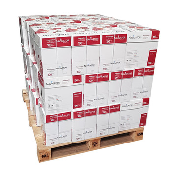 Navigator Presentation A4 100gsm White Pallet of Paper - 120,000 sheets