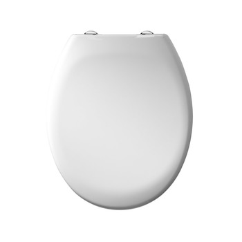 Tavistock Alpine Soft Close White Toilet Seat - Model 0803SC