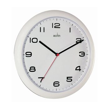 Acctim Aylesbury Wall Clock in 3 Colours