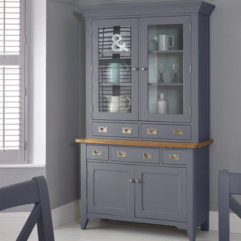 Bordeaux Painted Taupe Wooden Dresser