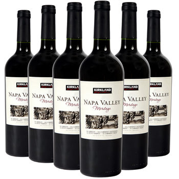 Kirkland Signature Napa Valley Meritage 2018, 6 x 75cl