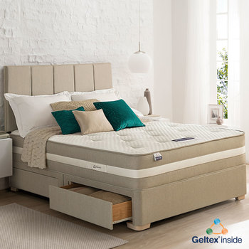 Silentnight Geltex 1000 Divan in 4 Sizes