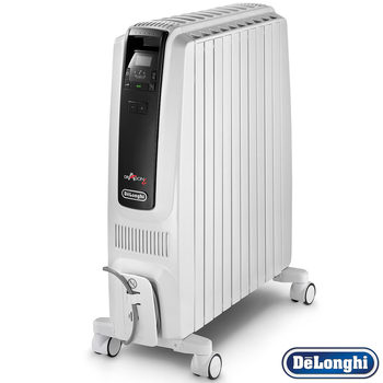De'Longhi TRDS40820E Dragon4 2kW Eco Oil Filled Radiator