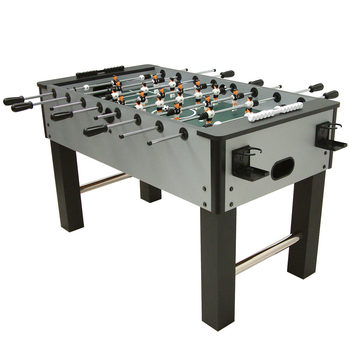 "MightyMast Leisure Luna 4ft 6"" Football Table"