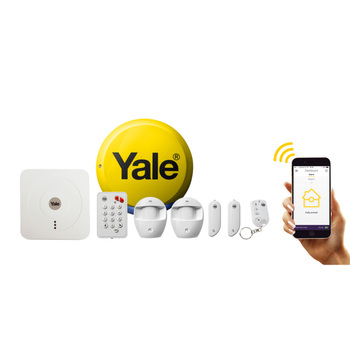 Yale SR-320+ Smart Home Alarm Kit Plus