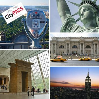 New York CityPASS® 9 Day Ticket Booklet