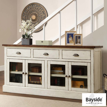 "Bayside Furnishings 72"" Accent Console"