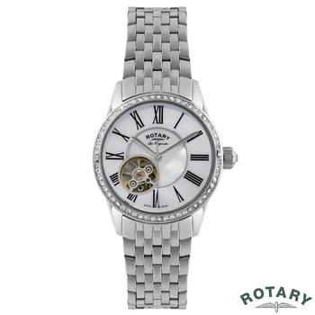 Rotary Jura Ladies Automatic Swiss Watch LB90510/41